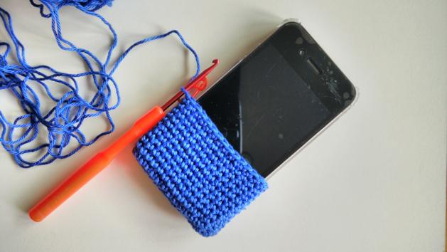hoesje iphone 5 haken