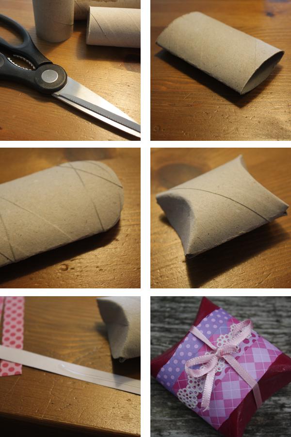 How to inpakken met wc rollen huis van belle - Origineel toilet idee ...