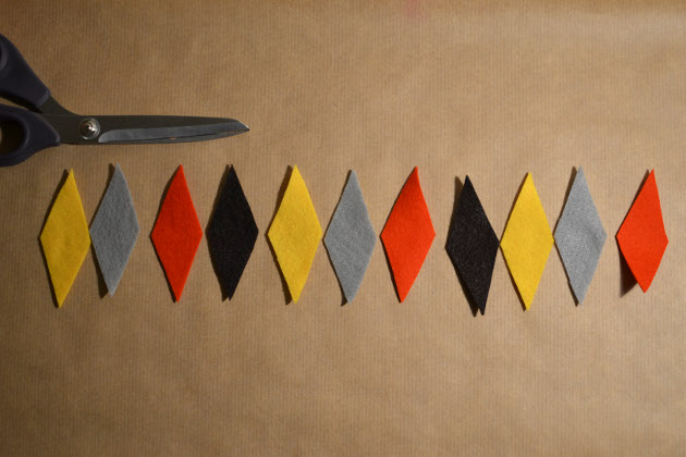 Bekend Slinger zelf maken - DIY - Huis Van Belle #AI24