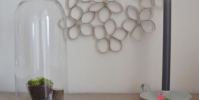 Maak je eigen muurdecoratie huis van belle - Muur decoratie slaapkamer ...