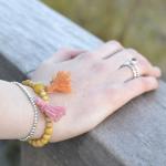 DIY – Bohemian armbandjes