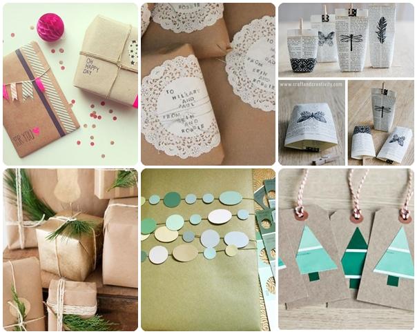 Gift wrapping voor sinterklaas en kerst huis van belle - Huis om te versieren ...