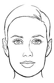 langwerpig gezichtsvorm