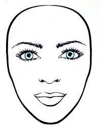 ovaal gezichtsvorm