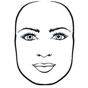 vierkant gezichtsvorm