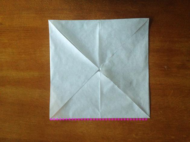 DIY-bakvorm-origami-4