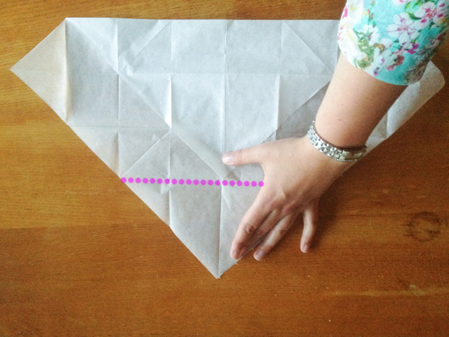 DIY-bakvorm-origami-5