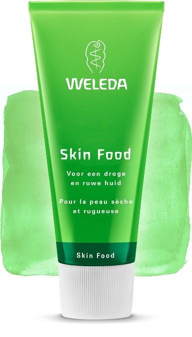 weleda droge huid