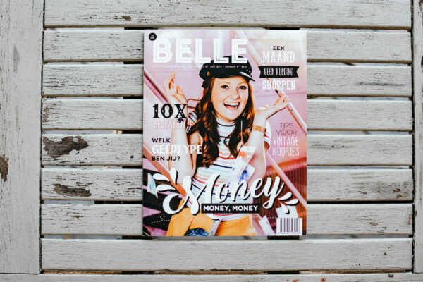 magazine belle