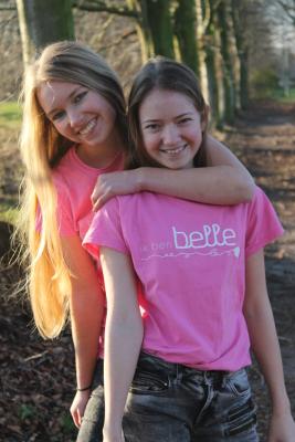 Ik ben Belle T shirt