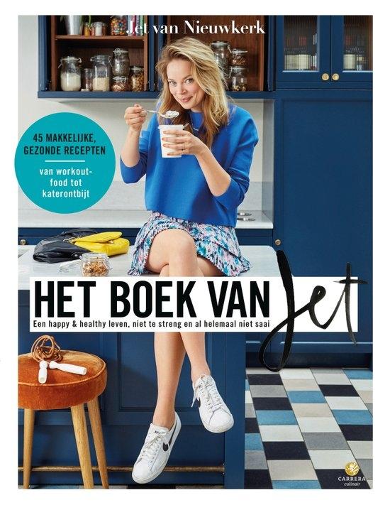 Cover - Boek van Jet