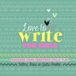 Dagboek voor creatieve stille tijd