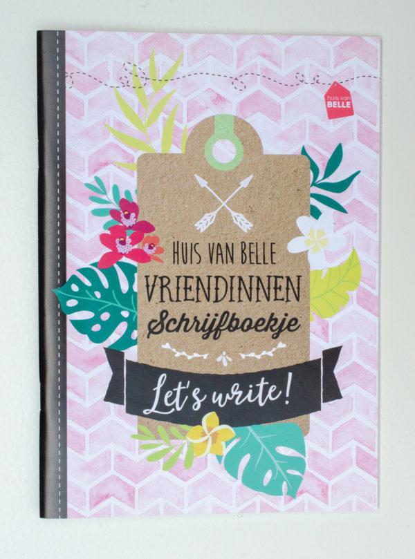 belle-vriendinnenboekje