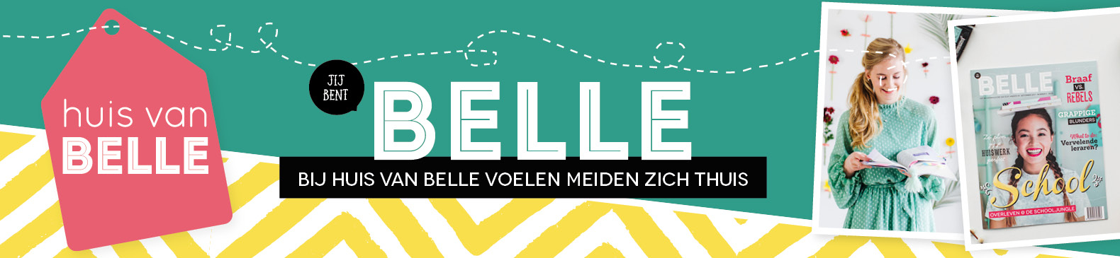 Actiepakket 2 Belle's voor €10, Huis Van Belle