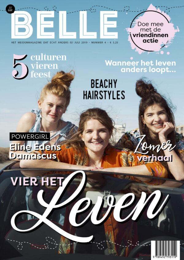 Belle_Magazine_4_-_2019_g_Omslag